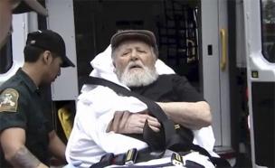יאקיב פאליג' נלקח מביתו בניו יורק (צילום: AP, חדשות)