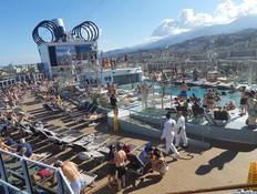 מבט מבפנים: ככה נראית חופשה על ספינת תענוגות