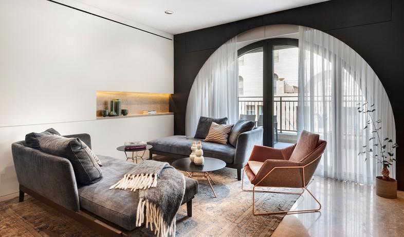 דירה בממילא, עיצוב סטודיו חזק (26) (צילום: עודד סמדר)