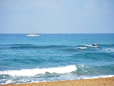 חוף אכזיב (ארכיון) (צילום: flash90, חדשות)
