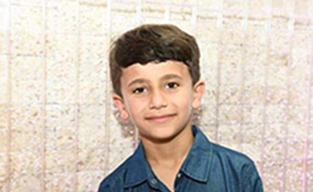 כרים ג'ומהור, הילד שנחטף במשולש (צילום: חדשות)