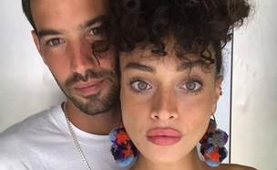 עדן פינס ועמרי בן נתן (צילום: מתוך עמוד האינסטגרם של עדן פינס, instagram)