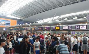 שדה התעופה בקייב (צילום: savantermedia, shutterstock)