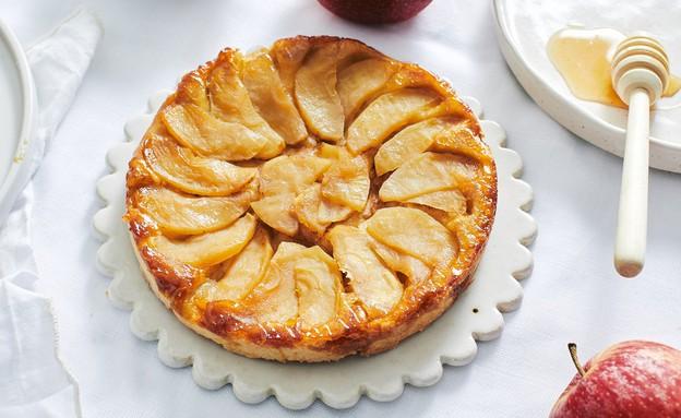 טארט טאטן תפוחים בדבש (צילום: אמיר מנחם, אוכל טוב)