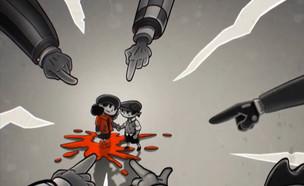 """ראיון עם יוצר משחק הבריחה מגטו וורשה (צילום: מתוך """"נקסט"""", קשת 12)"""
