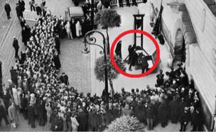 תמונות חשובות מההיסטוריה (צילום: טוויטר\Time Machine @oldsnapshot)