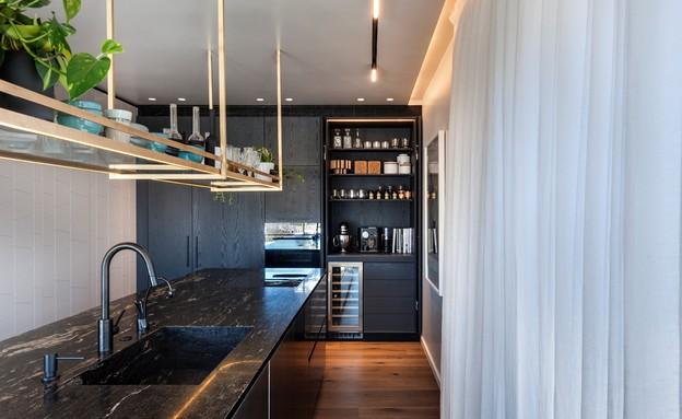 דירת גג בתל אביב, עיצוב אושרי אבירם ודנה קושמירסקי (4) (צילום: עודד סמדר)