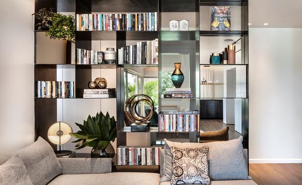 דירת גג בתל אביב, עיצוב אושרי אבירם ודנה קושמירסקי (11) (צילום: עודד סמדר)