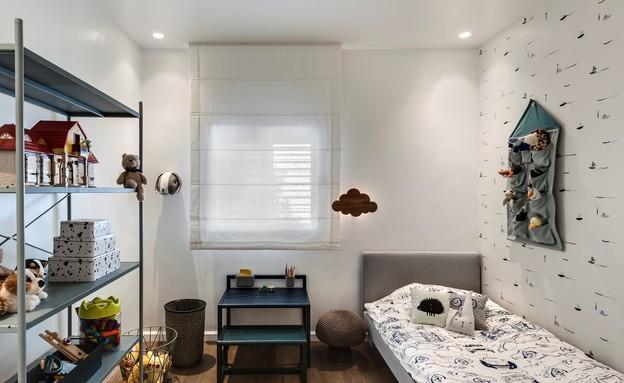 דירת גג בתל אביב, עיצוב אושרי אבירם ודנה קושמירסקי (16) (צילום: עודד סמדר)