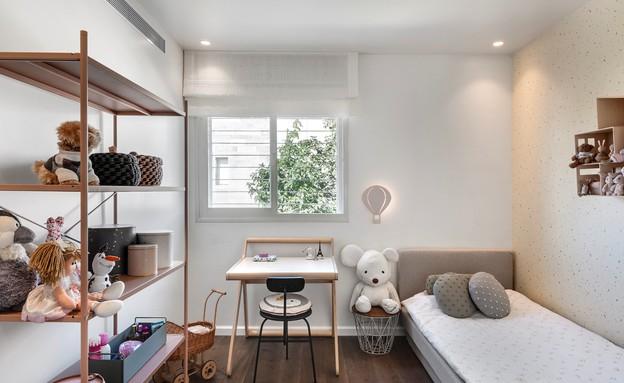 דירת גג בתל אביב, עיצוב אושרי אבירם ודנה קושמירסקי (17) (צילום: עודד סמדר)
