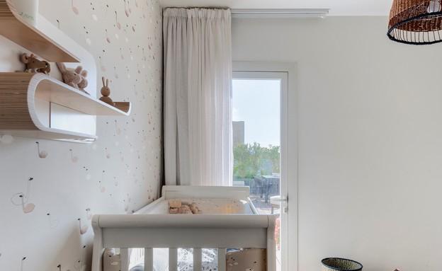 דירת גג בתל אביב, עיצוב אושרי אבירם ודנה קושמירסקי (19) (צילום: עודד סמדר)