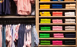 חנות בגדים (צילום: By Dafna A.meron, shutterstock)