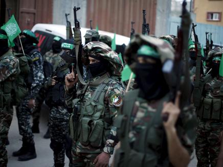 פעילי חמאס, ארכיון (צילום: רויטרס, חדשות)