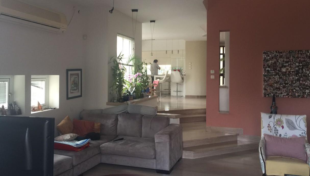 בית בחיפה, עיצוב דלית ונגרובסקי, לפני השיפוץ