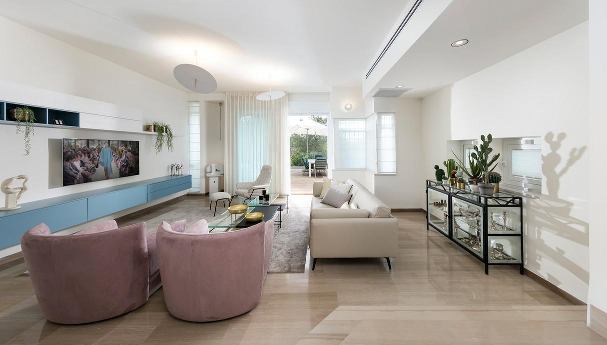 בית בחיפה, עיצוב דלית ונגרובסקי