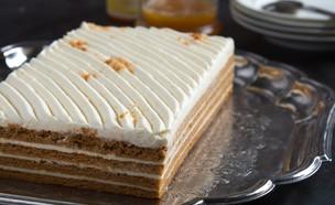 עוגת ריז'יק של הבייקרי (צילום: עידית בן עוליאל, בייקרי)