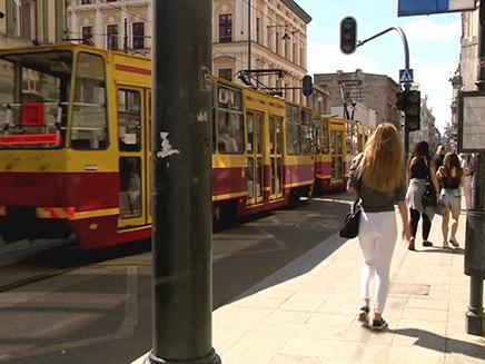 רכבת חשמלית בפולין