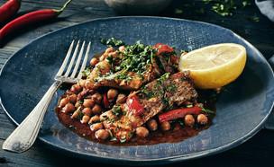 דג אמנון חריף (צילום: אמיר מנחם, אוכל טוב)