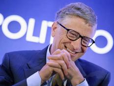 עקף את בזוס: ביל גייטס שוב האיש העשיר בעולם