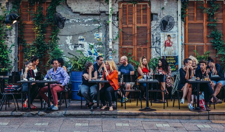 תל אביב (צילום: Fotokon, shutterstock)