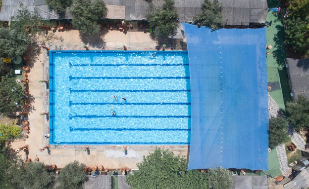 הבריכה הסודית ראמה (צילום: נעים כרום)