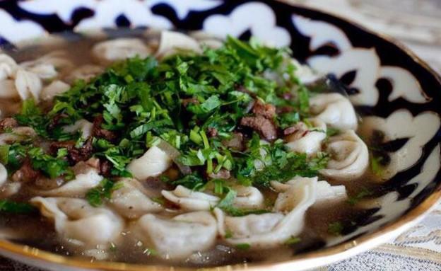 מרק דושפרה, מסעדת חנן מרגילן (צילום: מרק דושפרה, מסעדת חנן מרגילן)