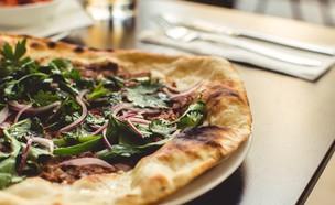 פיצה  (צילום: דניאל לחיאני )
