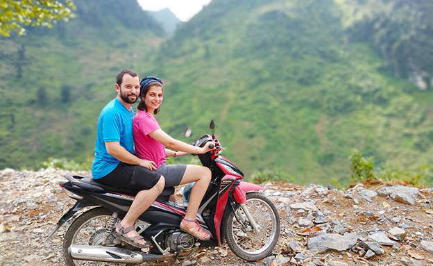 """ידידיה קלרמן ז""""ל שנהרג בתאונה בתאילנד (צילום: פייסבוק, חדשות)"""