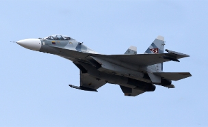 הסיבה לשיבושים: תרגיל רוסי (צילום: רויטרס, חדשות)