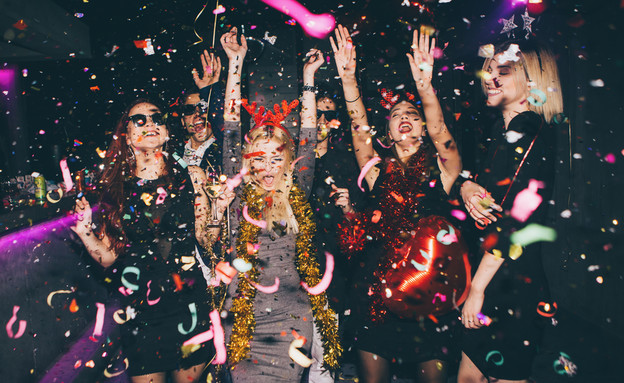 מסיבה דספרדוס (צילום: astarot, shutterstock)