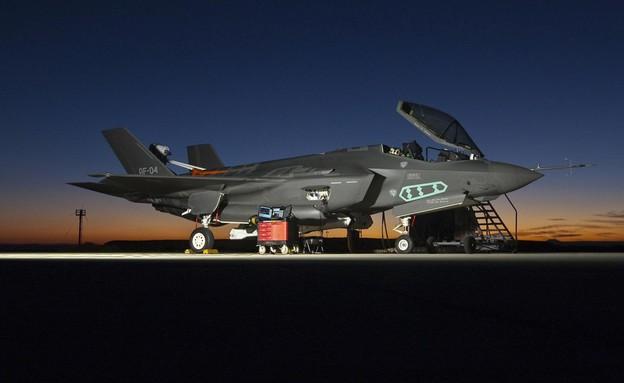F-35 בטוח יותר (צילום: לוקהיד מרטין)