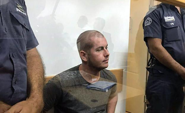 שוחרר למעצר בית: אלכסיי כץ (צילום: החדשות)