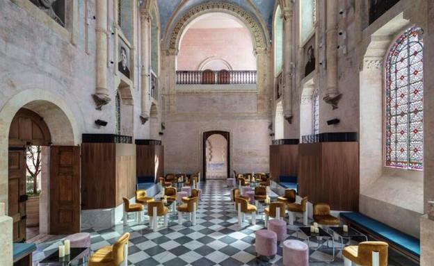מלון דה גאפה (צילום: עמית גירון)
