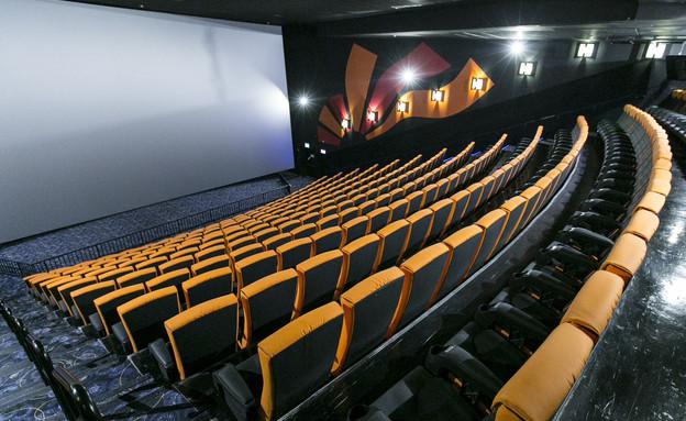 יס פלאנט ירושלים אולם IMAX (צילום: לנס הפקות)