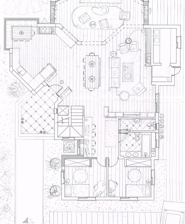 בית בנווה ירק, עיצוב סמי שלום כנפו - 2