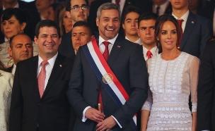 נשיא פרגוואי בניטס (צילום: רויטרס, חדשות)