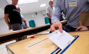 הבחירות בשבדיה. זעזוע פוליטי (צילום: רויטרס, חדשות)