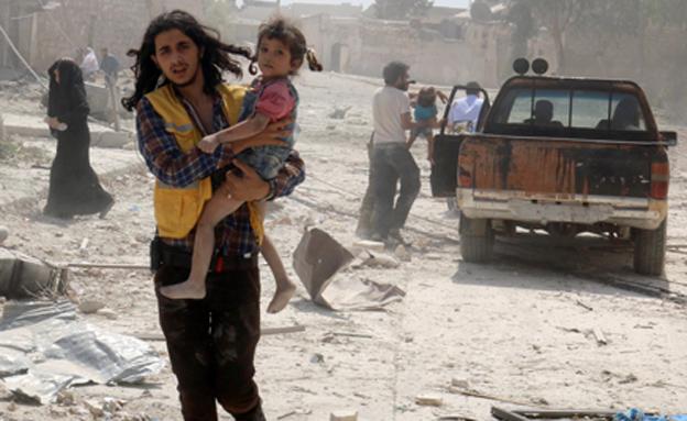 מלחמה שממשיכה לגבות קורבנות. סוריה, ארכיון (צילום: רויטרס, חדשות)