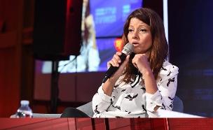 אורלי לוי אבקסיס, ועידת המשפיעים (צילום: החדשות)