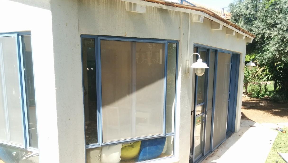 בית בנווה ירק, עיצוב סמי שלום כנפו, לפני שיפוץ - 2