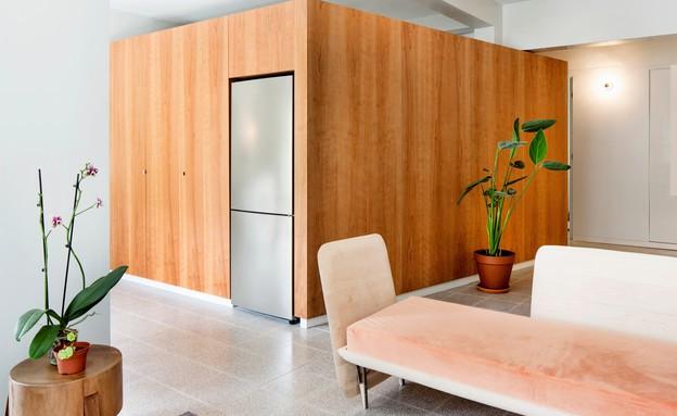 בתים פתוחים 2018, עיצוב Salty Architects, מוטי ראוכוורגר והדר מנקס (צילום: יעל אנגלהרט)