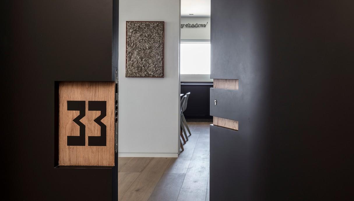 דירה בתל אביב, עיצוב יעקבס-יניב אדריכלים