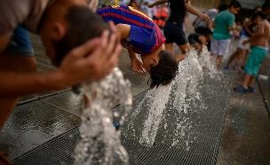 ההתחממות הגלובלית: התמותה תעלה (צילום: AP, חדשות)