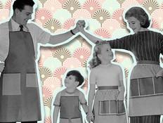 טיזר הורים (צילום: GettyImages-Mirrorpix  Contributor שאטרסטוק)