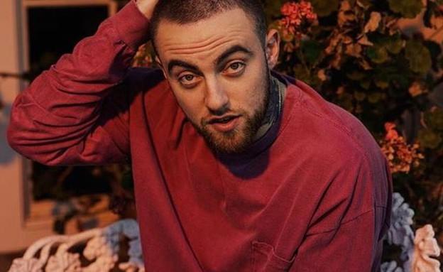 מאק מילר (צילום: מעמוד האינסטגרם macmillerdivine)