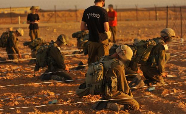 יהלם (צילום: באדיבות גרעיני החיילים)