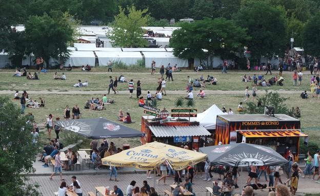 שוקי פשפשים, Mauerpark Flea Market (צילום: עופרי פז)