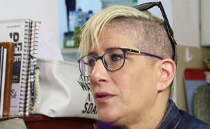 """סי היימן בראיון ל""""אנשים"""" (צילום: מתוך """"אנשים"""", שידורי קשת)"""