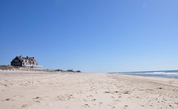 בית על החוף בהאמפטונס (צילום: By Dafna A.meron)