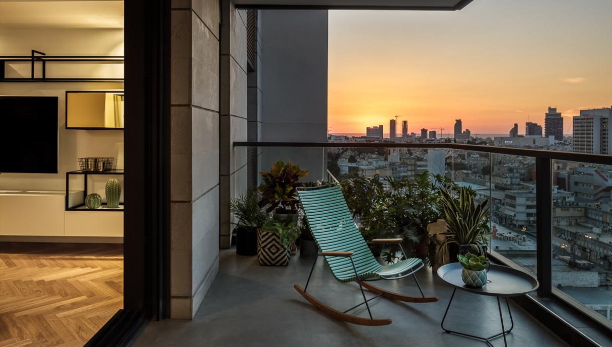 דירה בגינדי, עיצוב אלעד בן-נחמיאס